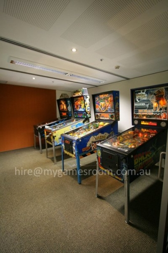 arcade machines melbourne