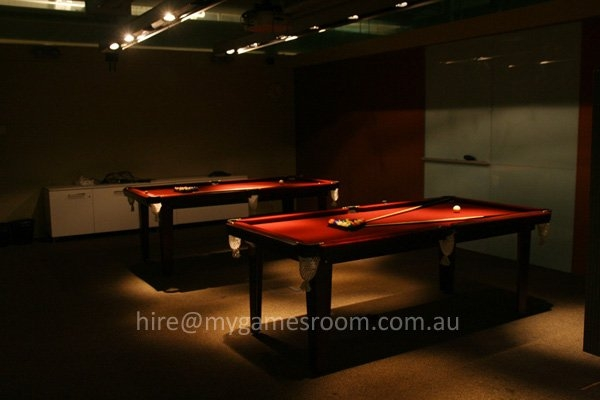 pool tables sydney