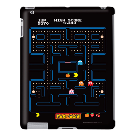 Pac Man Ipad Cover My Games Room
